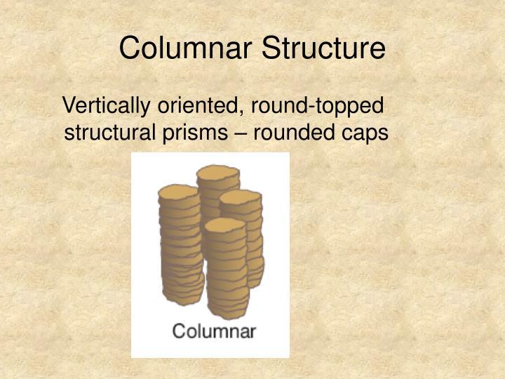Columnar Structure