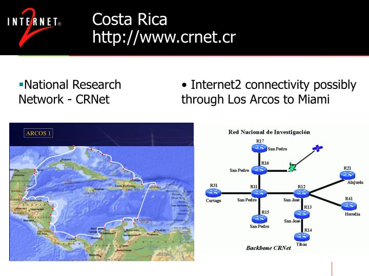 National Research Network - CRNet
