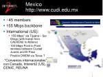 mexico http www cudi edu mx