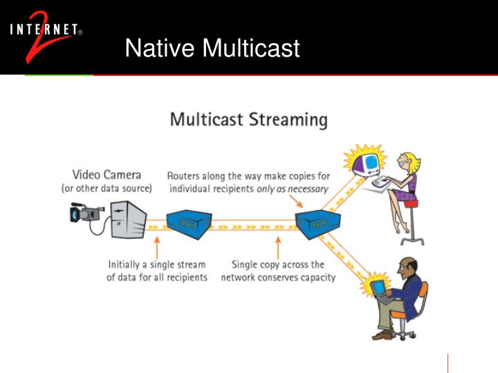 Native Multicast