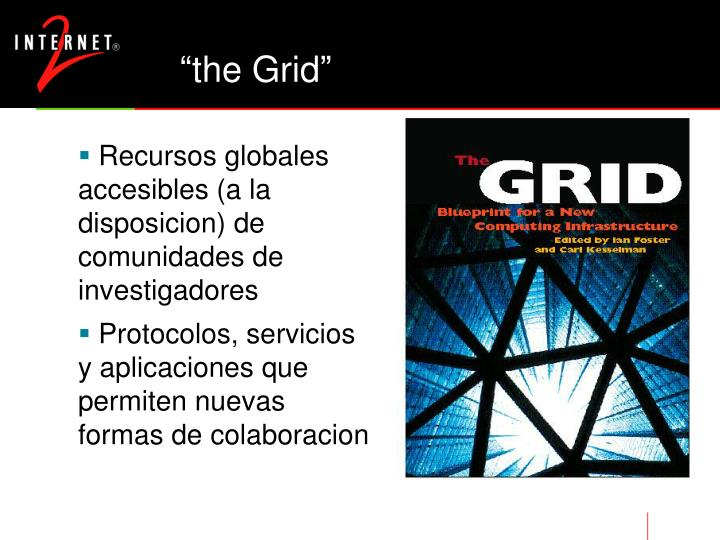 """the Grid"""