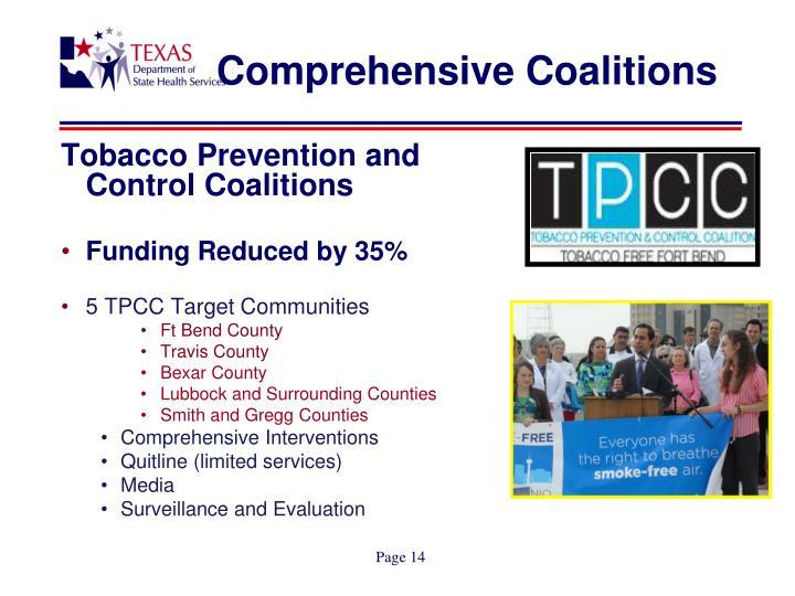 Comprehensive Coalitions