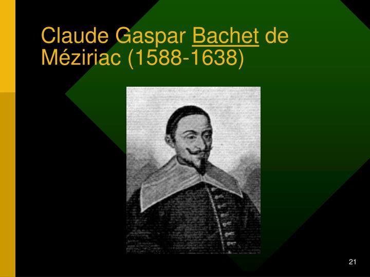 Claude Gaspar