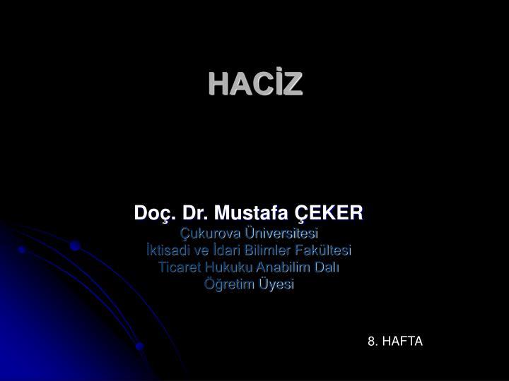 HACİZ