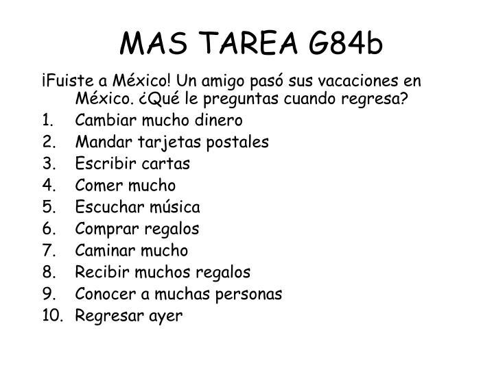 MAS TAREA G84b