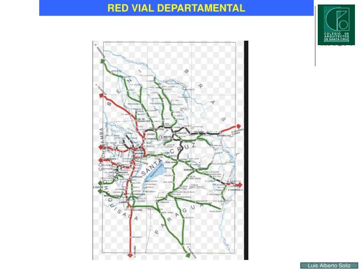 RED VIAL DEPARTAMENTAL