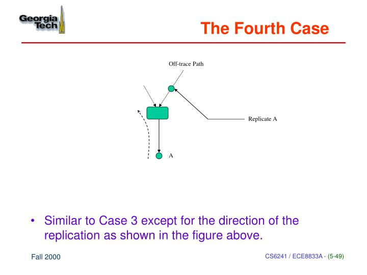 The Fourth Case