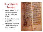 ii novljanski brevijar