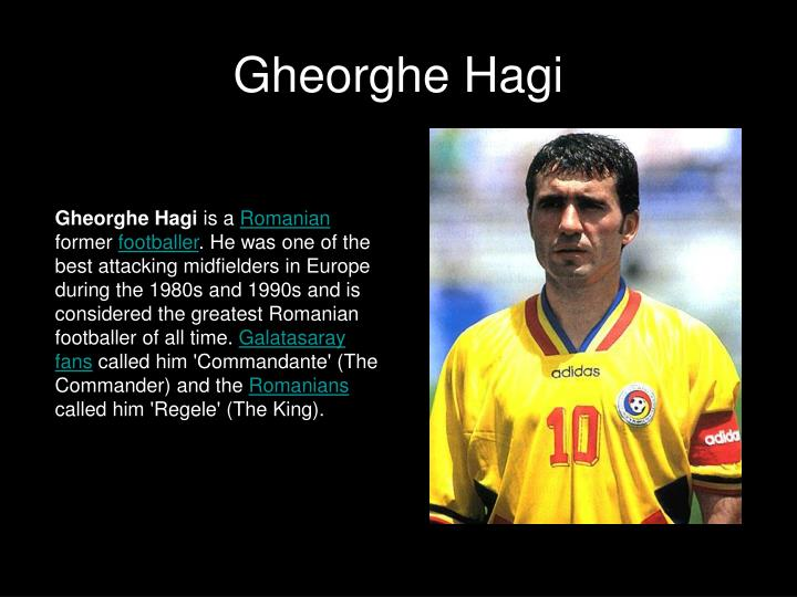 Gheorghe Hagi