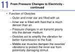from pressure changes to electricity continued1