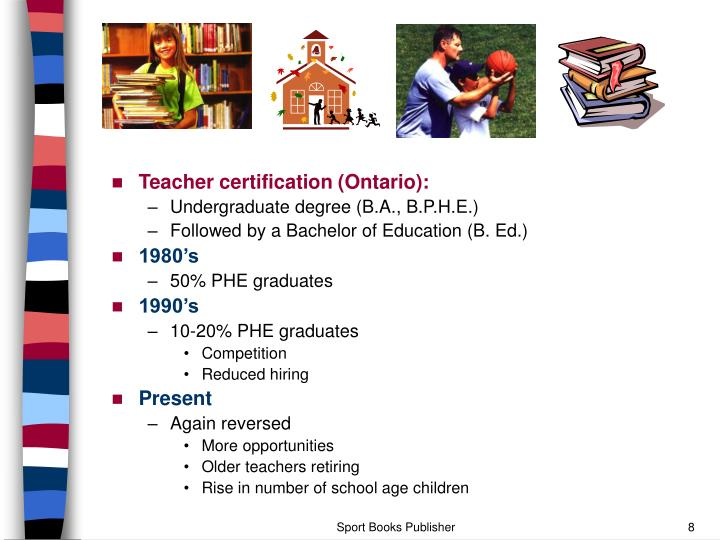 Teacher certification (Ontario):