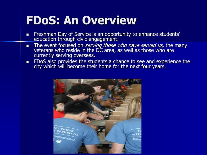 FDoS: An Overview