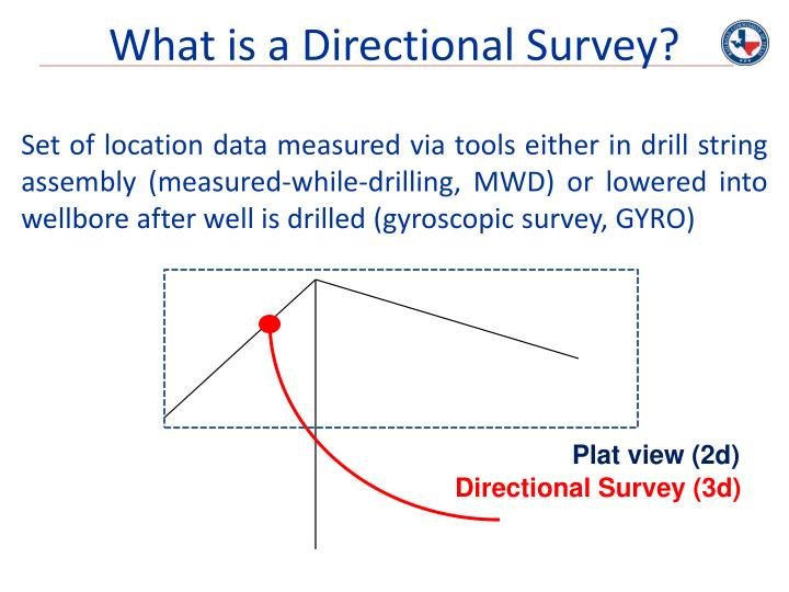 What is a Directional Survey?