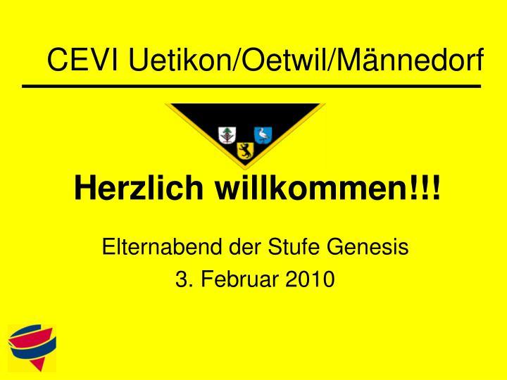 CEVI Uetikon/Oetwil/Männedorf