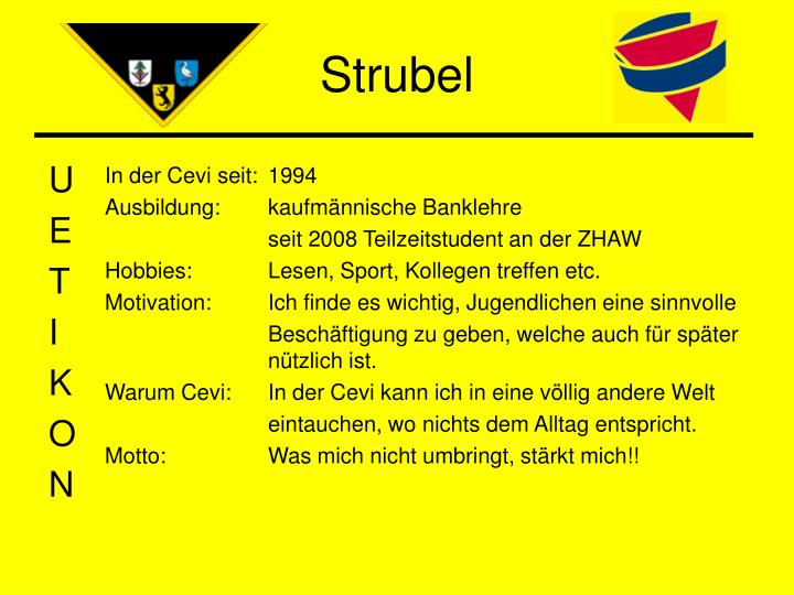 Strubel