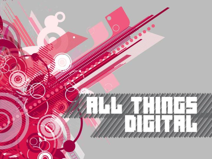 All tthings digital