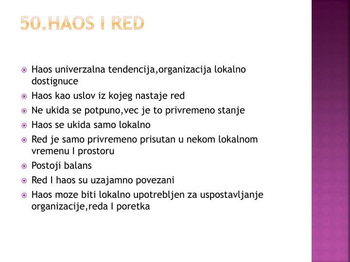 50.Haos I red
