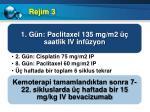 rejim 3