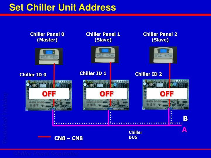 Chiller Panel 0 (Master)