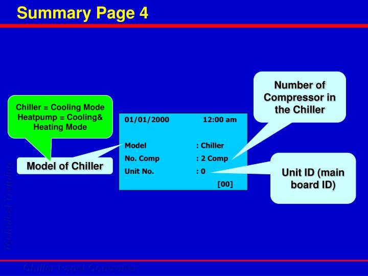 Summary Page 4