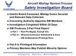 aircraft mishap review process safety investigation board2