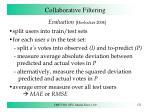 collaborative filtering4