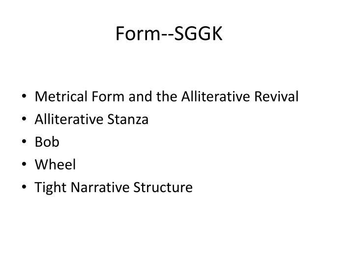 Form--SGGK