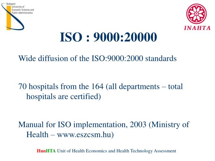 ISO : 9000:20000