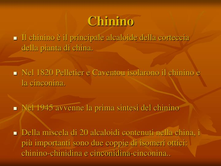 Chinino