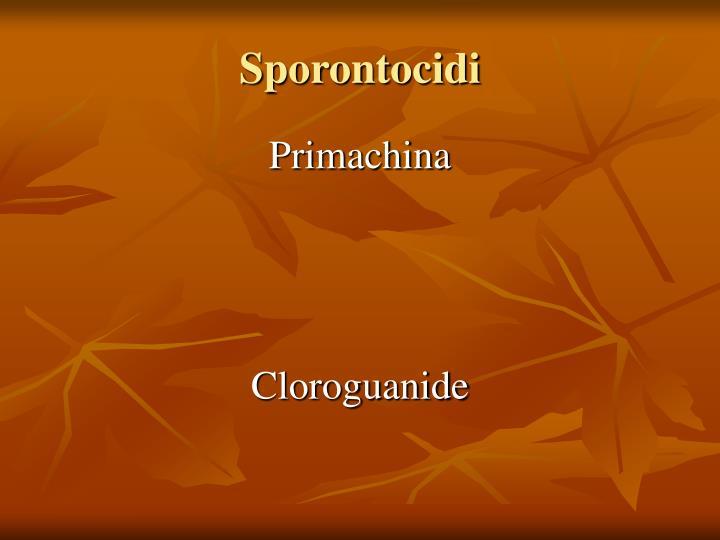Sporontocidi