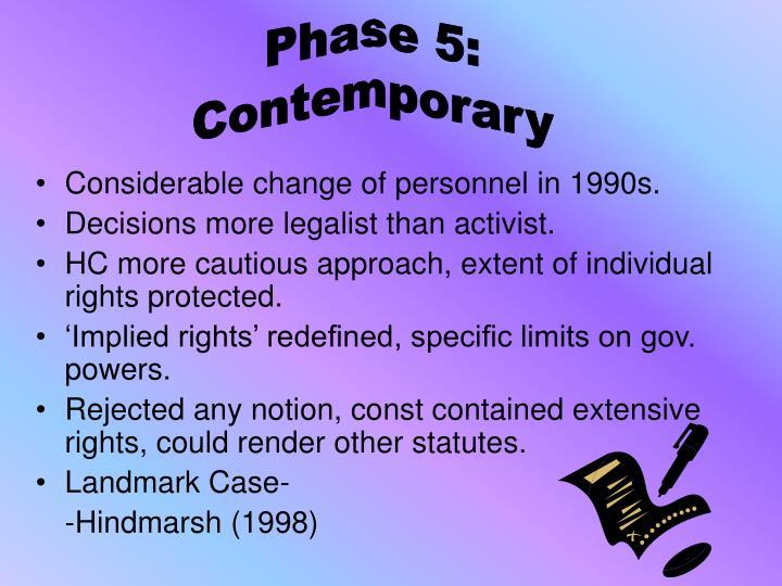 Phase 5: