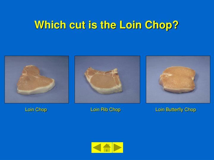 Loin Chop