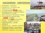 nizozemsko amsterdam