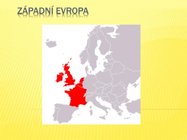 z padn evropa