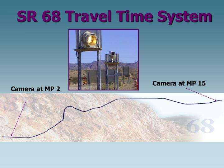 SR 68 Travel Time System