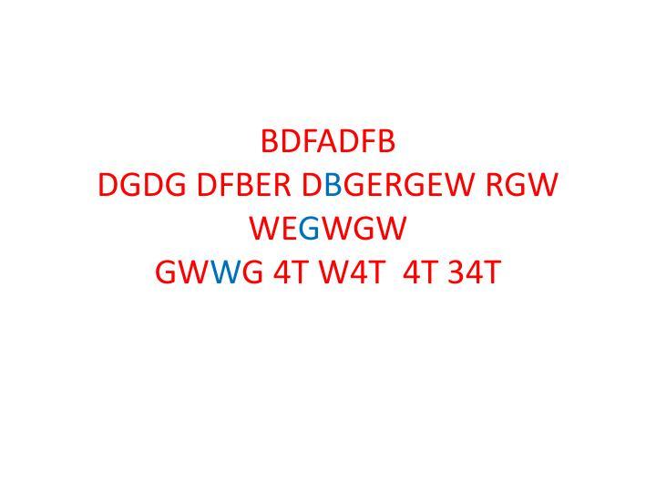 BDFADFB