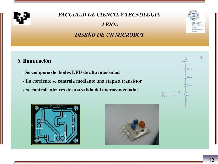 FACULTAD DE CIENCIA Y TECNOLOGIA