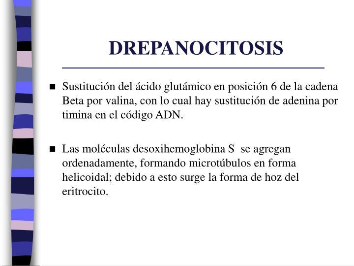 DREPANOCITOSIS