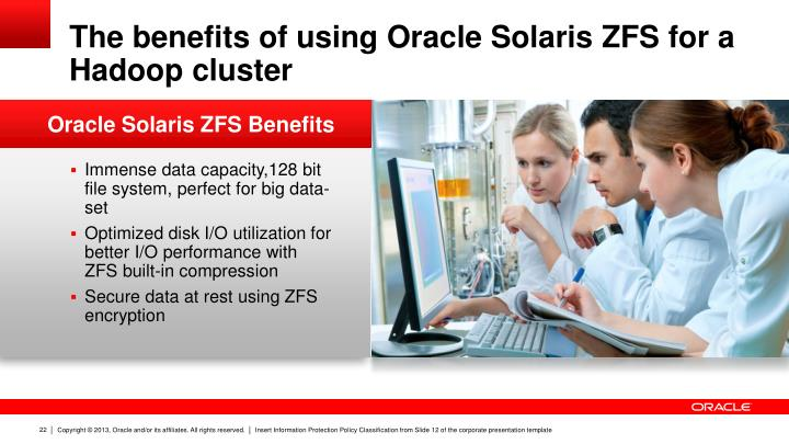 The benefits of using Oracle Solaris