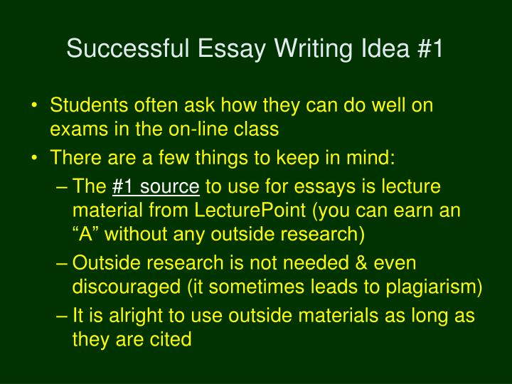 write an essay about what it takes to be a successful student Short essay on leadership dr meenakshi a leader is someone who stands not only for his cause but takes responsibility and motivates other individuals also.