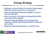energy strategy1