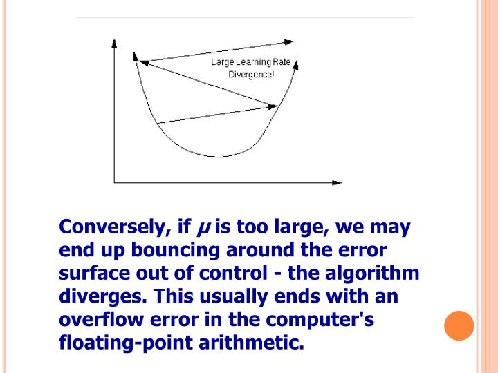Conversely, if
