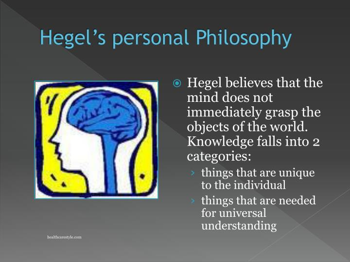 hegelian thesis antithesis synthesis dialectic For over fifty years, hegel interpreters have rejected the former belief that hegel used thesis-antithesis-synthesis dialectics in this incisive analysis of hegel's philosophy, leonard f wheat shows that the modern interpretation is false.