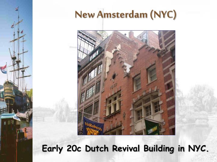 New Amsterdam (NYC)