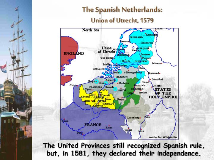 The Spanish Netherlands: