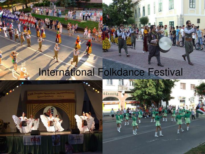 International Folkdance Festival