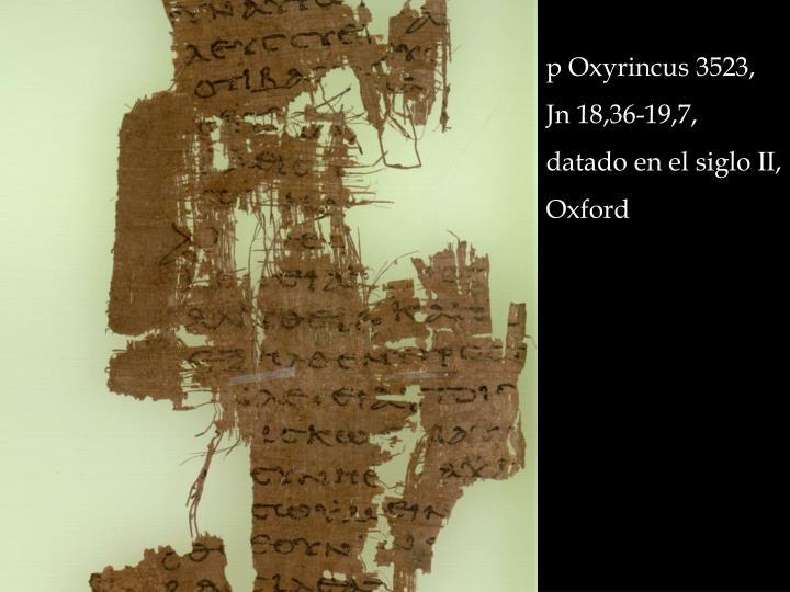 p Oxyrincus 3523,