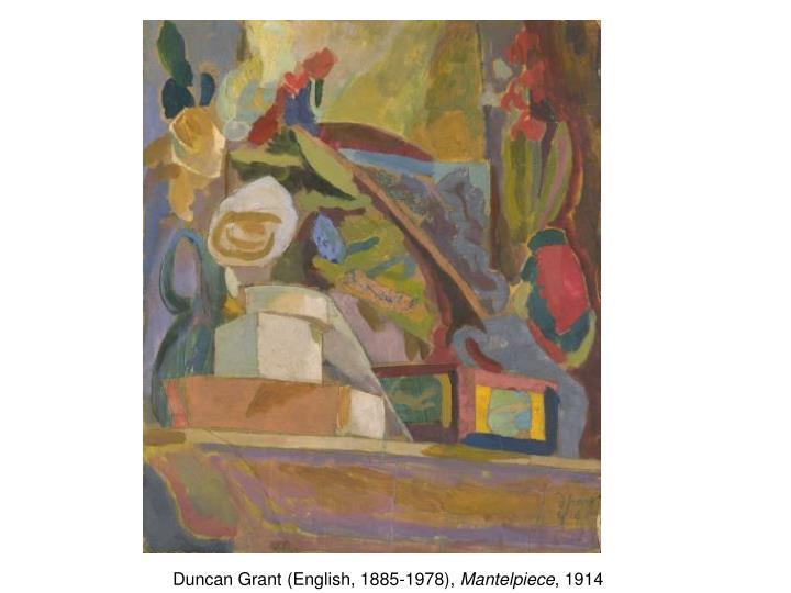 Duncan Grant (English, 1885-1978),