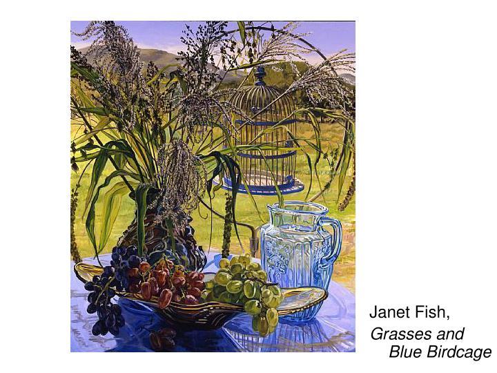 Janet Fish,
