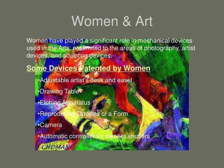 Women & Art